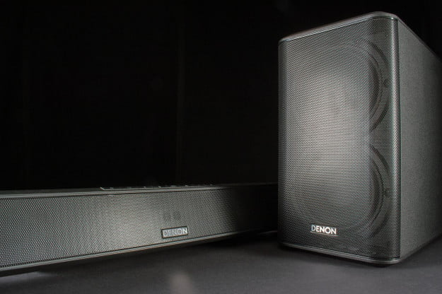 Denon DHT S514 review soundbar and sub