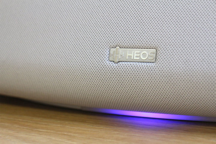 denon heos  hs first impressions