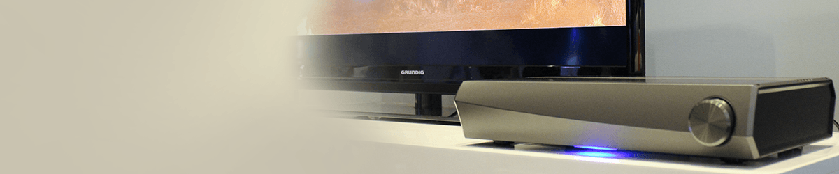 That's a receiver? Denon's Heos AVR looksand works unlike any other