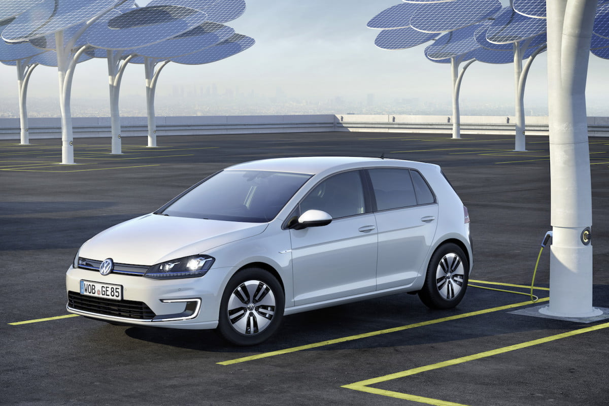 volkswagen e golf news range specs rumors