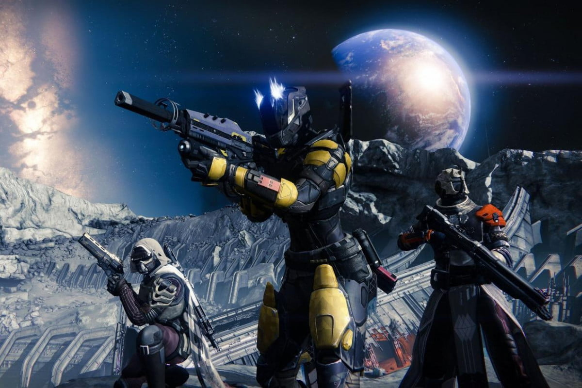 destinys rumored release plans included non sequel disc september  destiny