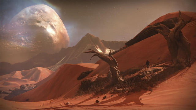 destiny getting started guide art
