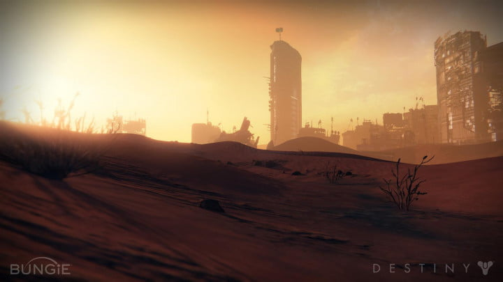 destiny getting started guide mars