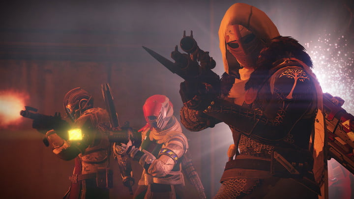 destiny rise of iron review