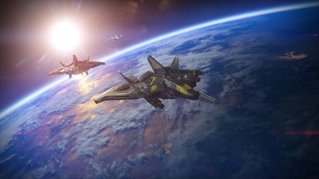 bungie shares destinys playstation exclusive content destiny ship