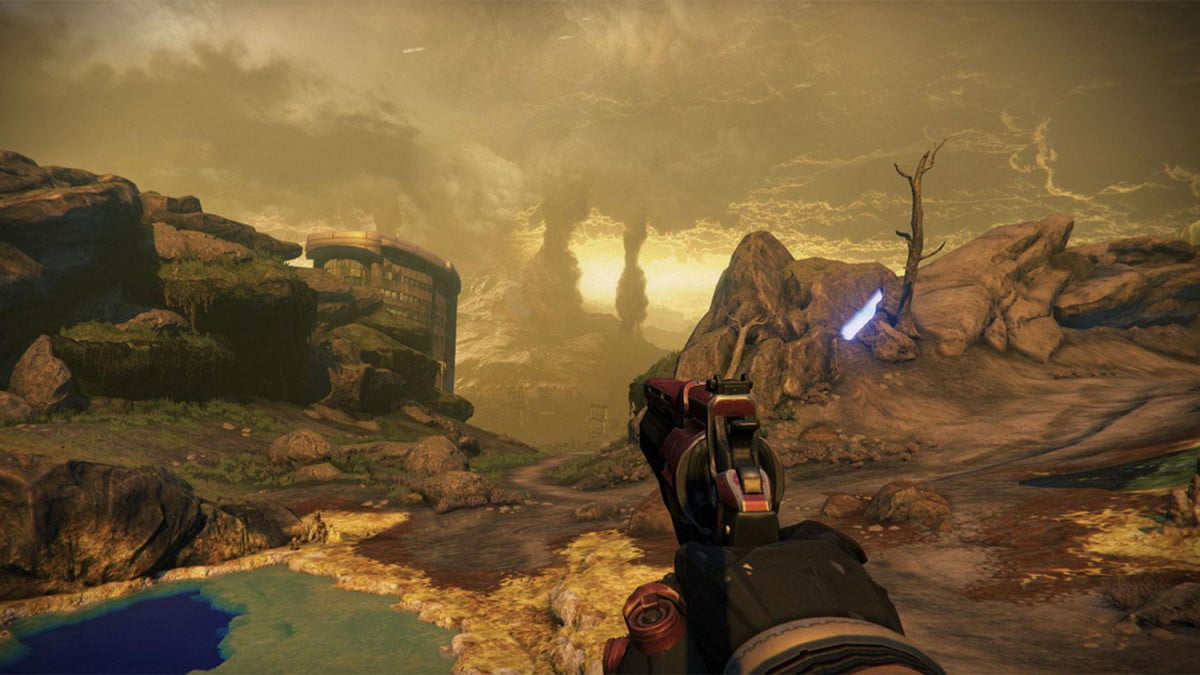 bungie shares statistics huge destiny beta the game screenshot