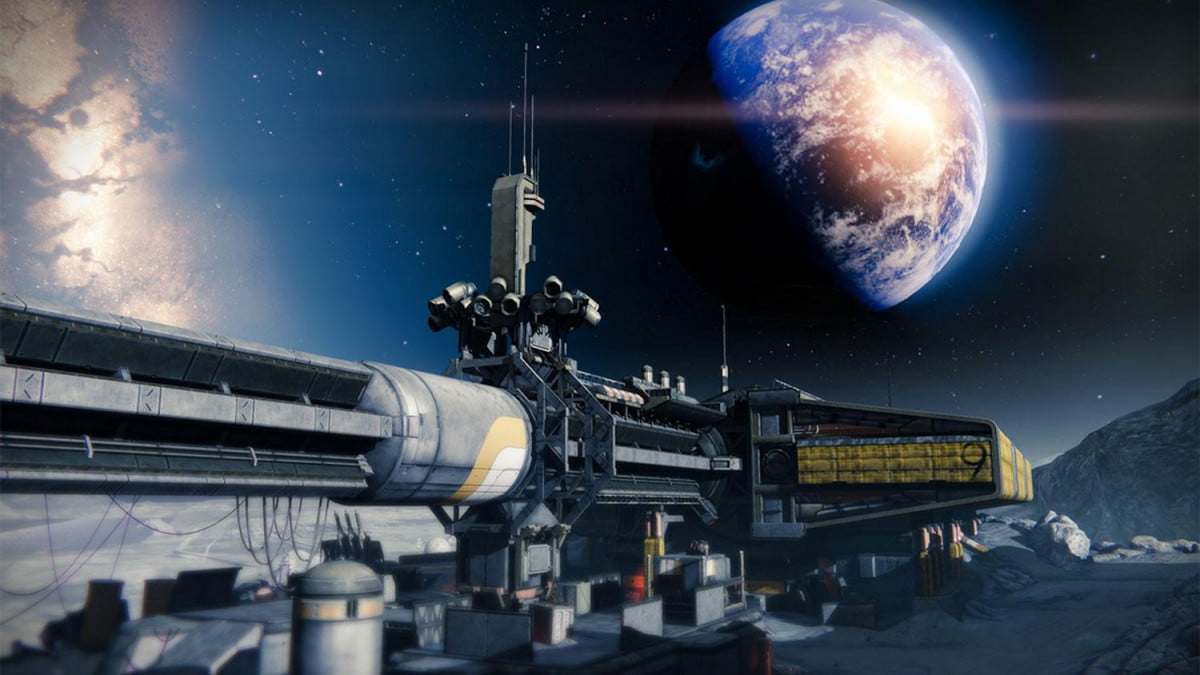 destiny beta going offline two days the game screenshot