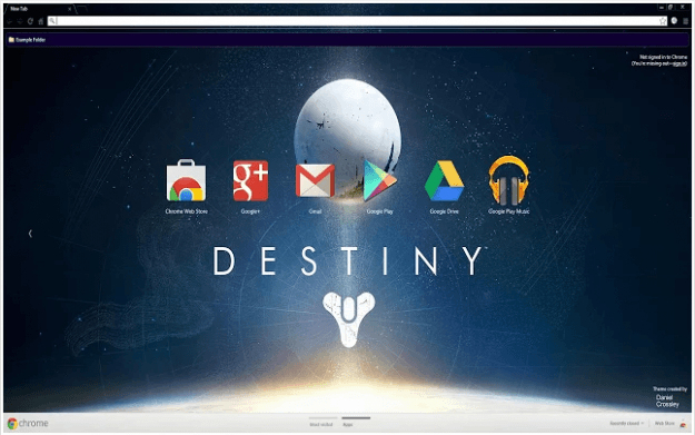 """Destiny"" Theme"