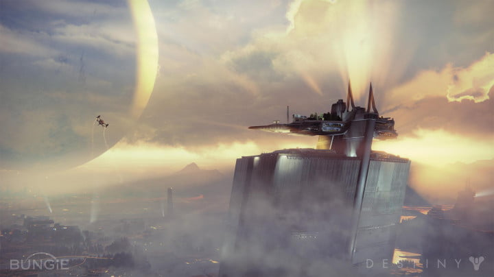 Digital Trends gaming game of the year  destiny