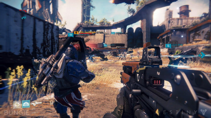 Digital Trends gaming game of the year  destiny review