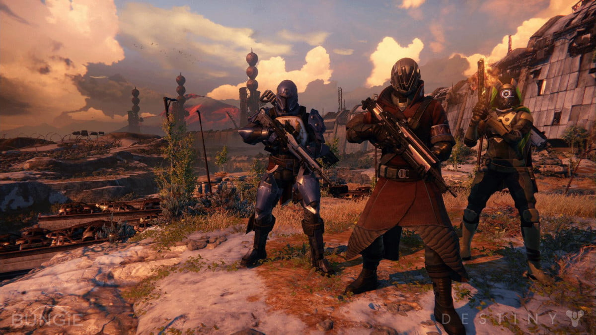destiny looking for group help guide review