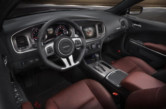 2014 Dodge Charger 100th Anniversary Edition interior