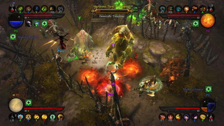 diablo iiiconsole review  console screenshot