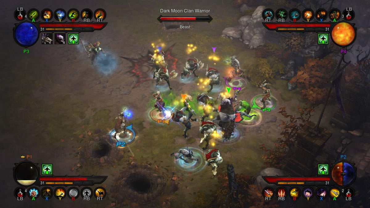 surviving in sanctuary your guide to getting started diablo iii  console screenshot