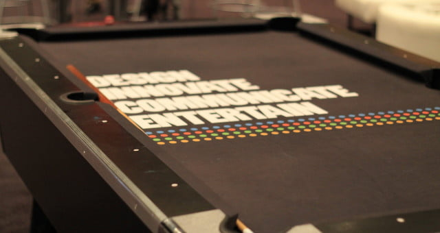 oculus rift inventor resident evil creator others join d c e speakers dice  pool table