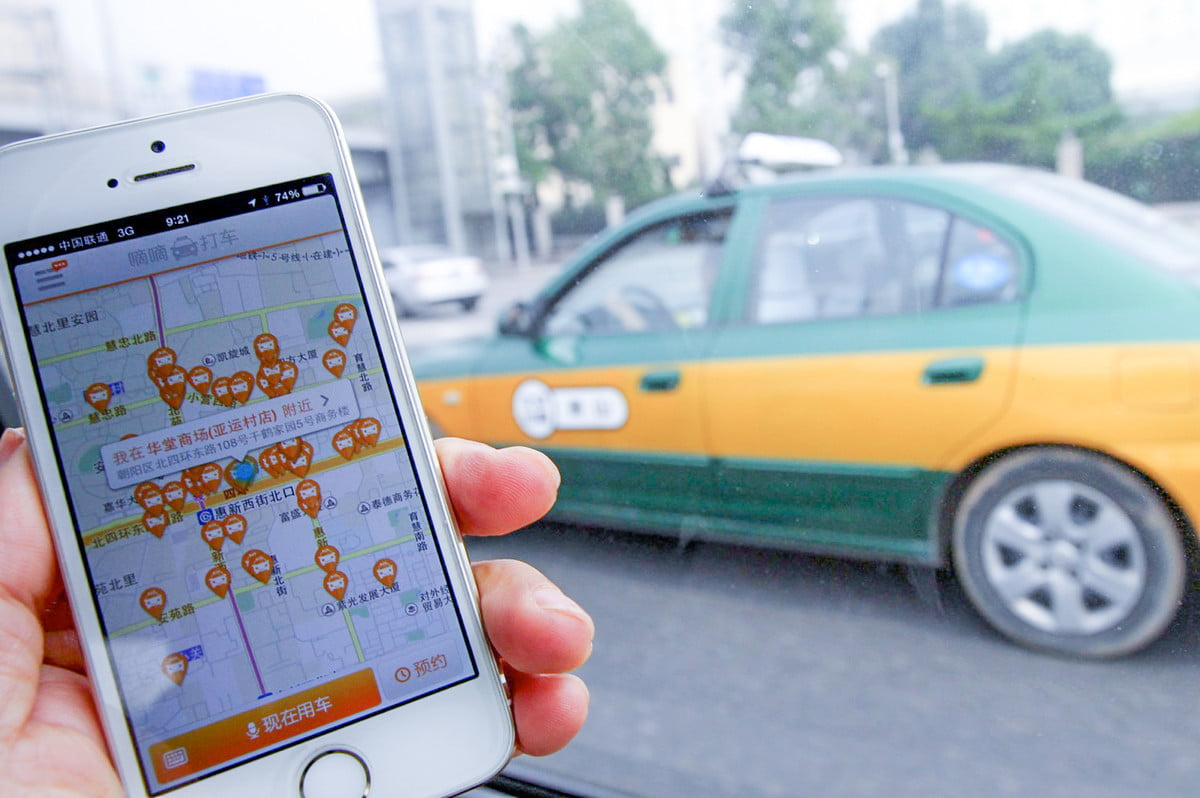 uber didi chuxing kuaidi simon song head