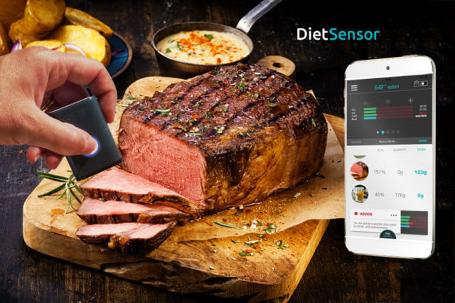 dietsensor sensor for food