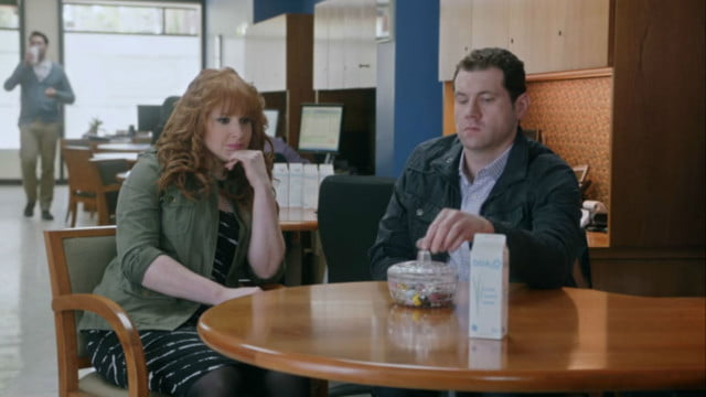 hulu renews amy poehler produced comedy difficult people screenshot