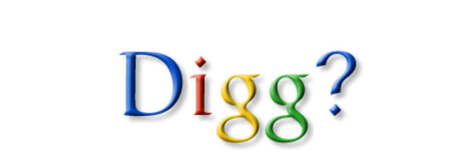 digg on google