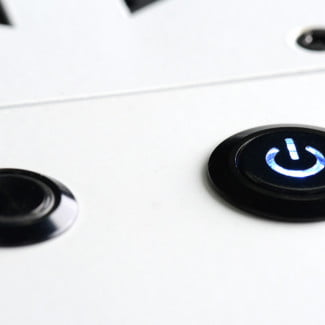 digital storm bolt power button