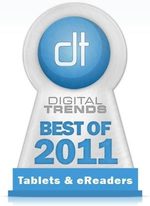 Digital-Trends-Best-of-2011-Awards-Tablets-and-eReaders