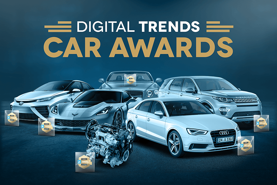 car of the year awards digital trends