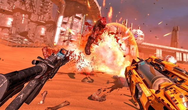serious sam llegara a la realidad virtual