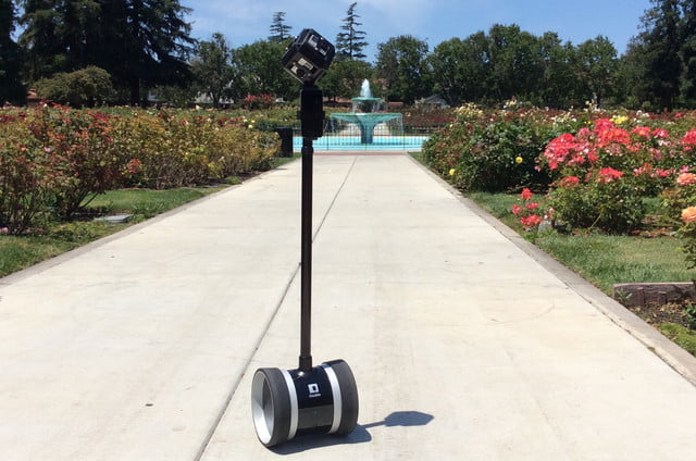 double robotics camera dolly  fountain x