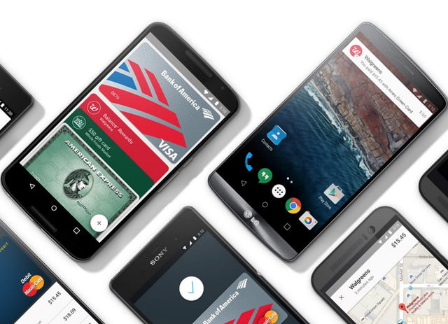android pay informacion
