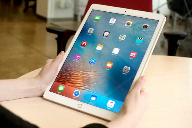 apple ipad rumores pro  x