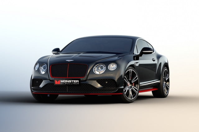 bentley monster by molliner ev
