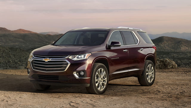 chevrolet traverse  lanzamiento built for style and purpose inside out the completely redesigned offers technologies to help