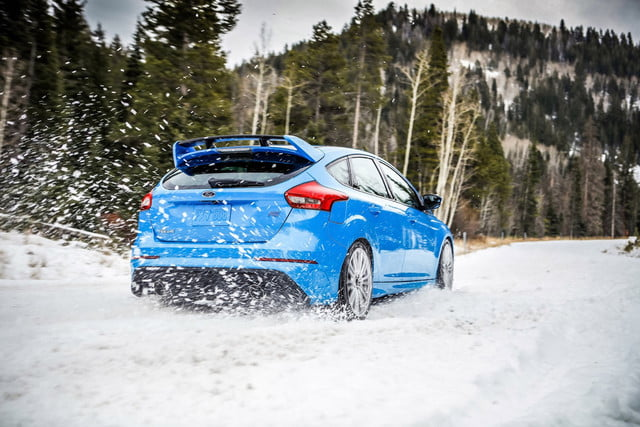 el ford focus rs puede aun dar mas de si certified wheel and tire option for all new  x