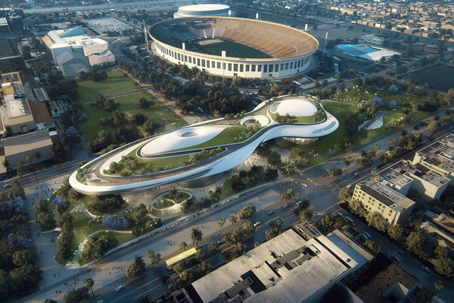 museo george lucas museum of narrative art  x