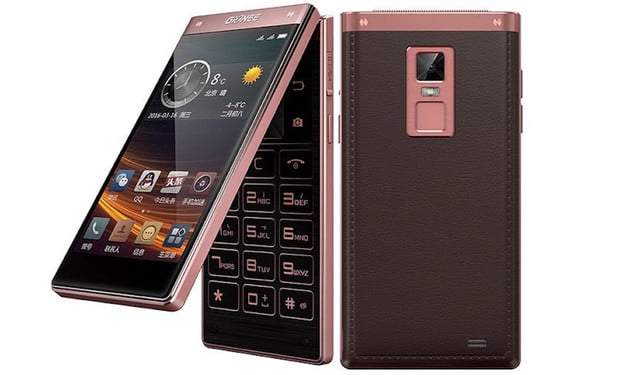 gionee w  plegable