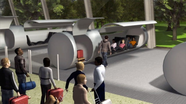 space x competencia hyperloop project  c