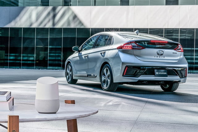 hyundai blue link compatible google home collaborates with assistant in further connecting homes to cars  x
