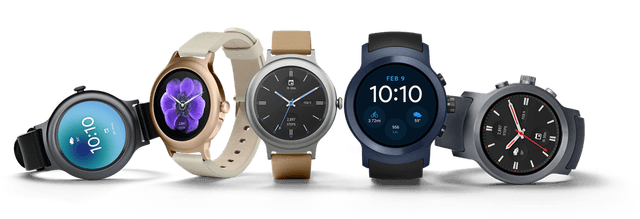 lg relojes inteligentes android wear image
