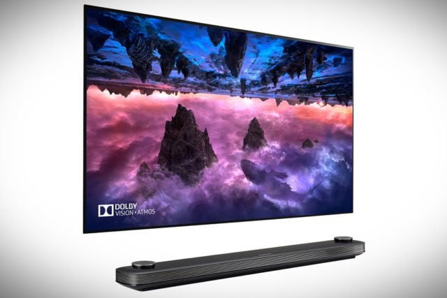 televisores con dolby vision hdr lg atmos