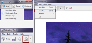 Snipping tool foto 2