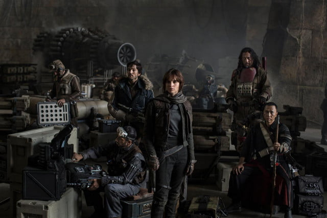 twitter star wars transmision rogue one  x