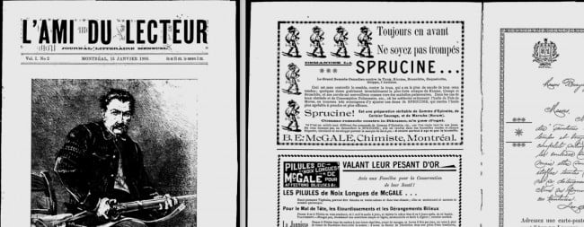 digitize old newspapers