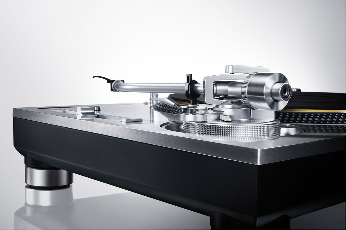 technics sl  g now available direct drive gae turntable