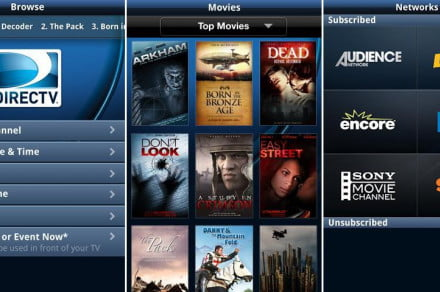 DirectTV Android App