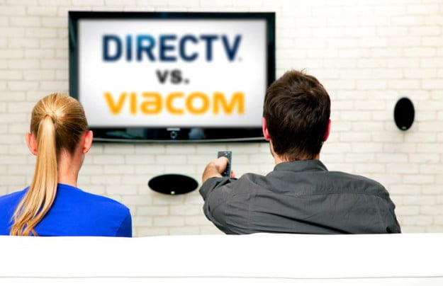 Viacom channels return to DirecTV