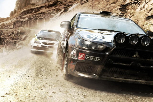 radeon wants to take you on a rally with new software bundle dirtrally