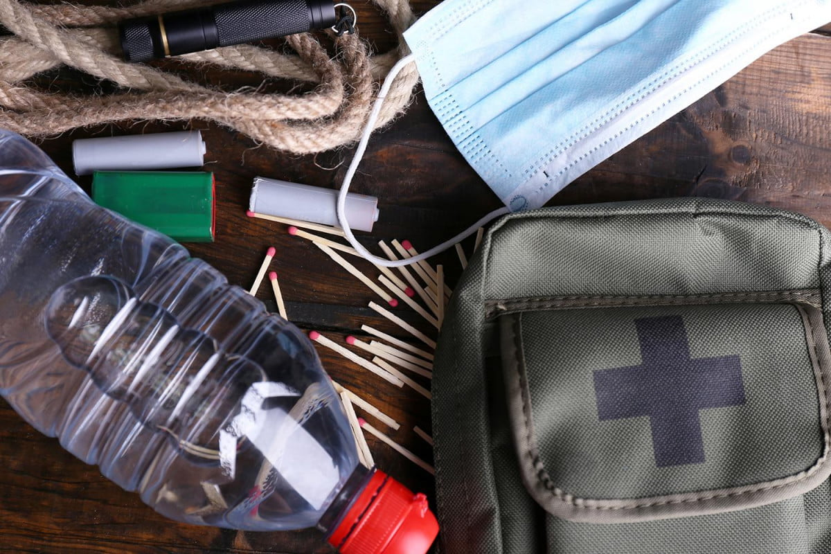 put disaster preparedness kit