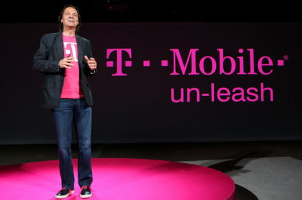 DISH and T-Mobile to merge?