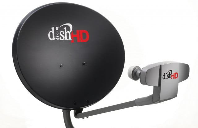 dish network satellite hd
