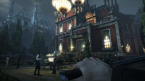 Dishonored, Boyles grounds